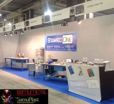 Stamec One partecipa a SAMUPLAST 2016